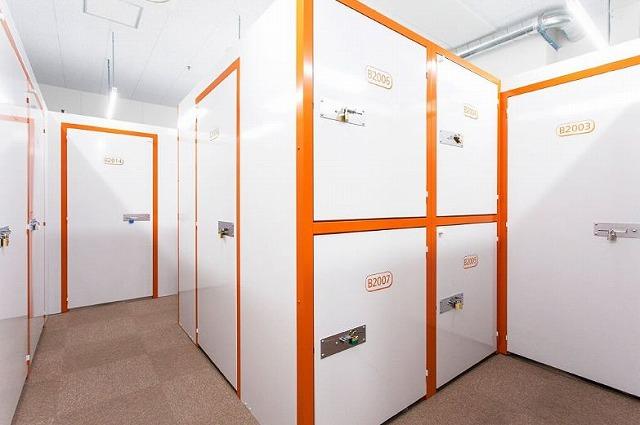 屋内型トランクルーム